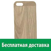Чехол (пластиковая накладка) Red Angel с текстурой под дерево для Apple iPhone 5/5s/SE (Айфон 5, 5с, 5 с, 5 се)