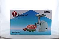 Мясорубка Domotec MS 2017  1500W