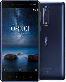 Nokia 8 Чехлы и Стекло (Нокиа 8)