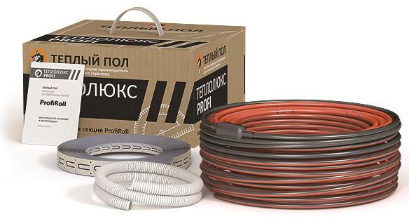 Нагревательный кабель в стяжку Теплолюкс Profiroll 1920 (10,35-13,8 м2)