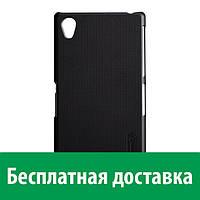 Чехол пластиковая накладка Nillkin для Sony Xperia Z1 (Сони Иксперия Зет 1)
