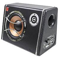 ➔Сабвуфер KUERL K-CT8 на 480 Вт автомобильная акустика универсальная с мощным басом