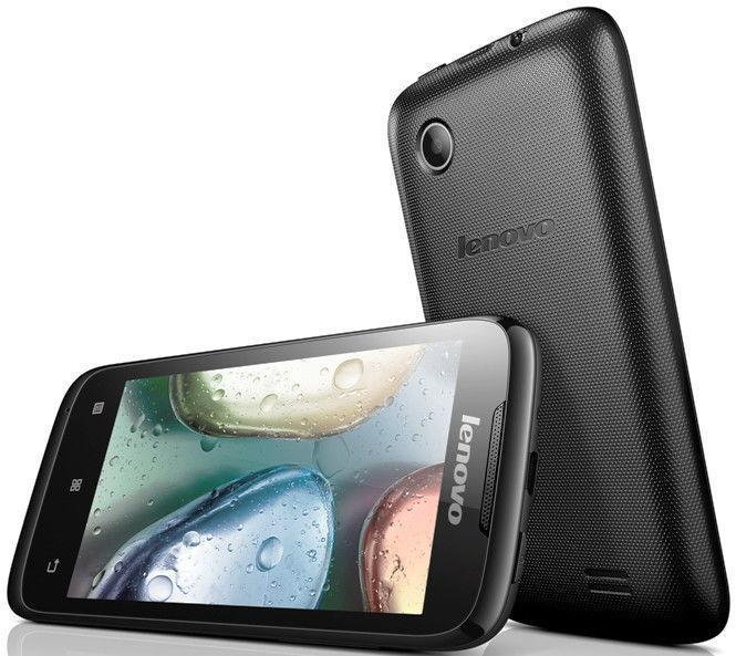 Смартфон Lenovo A369 Wi-Fi модуль A-GPS Android
