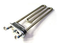 ТЭН 1950W 230мм  для стиральной машины Zanussi аналог код 132180710 с отверстием под датчик, фото 1