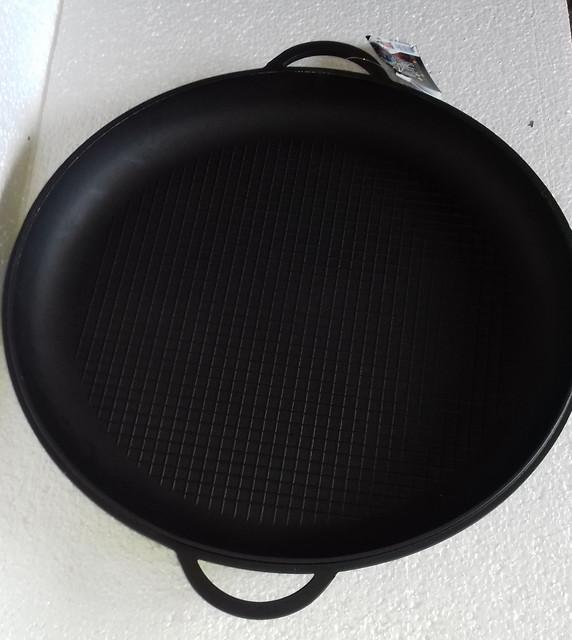 Обновленный дизайн крышек-сковород для казанов 10-12 л