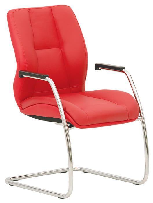 Кресло конференционное FORMULA steel CF LB chrome