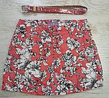 Модная короткая юбка для девочек  5-10 лет,  Венгрия Nice Wear 1539, фото 3