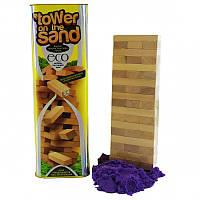 "Настольная игра ""Tower on the Sand"" ""Башня на песке"" Vega Extreme Jenga Башня Дженга Джанга Баланс Вега"
