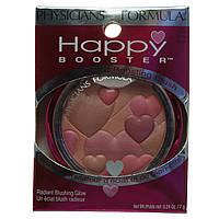 Румяна Happy Booster Glow & Mood Boosting Blush Physician's Formula, натуральный тон, 0.24 унции