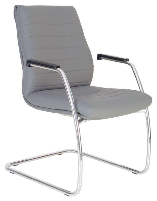 Кресло конференционное  IRIS steel CF LB chrome