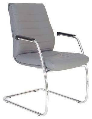 Кресло конференционное  IRIS steel CF LB chrome, фото 2