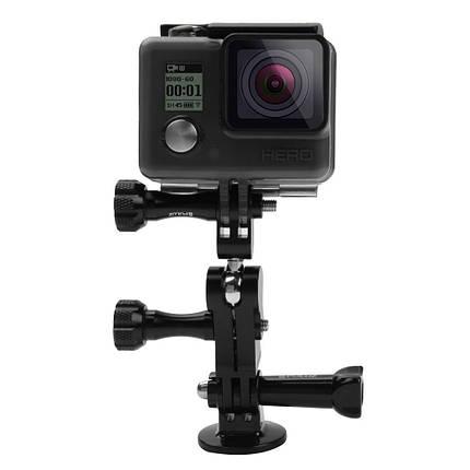 Металлический шарнирный адаптер для GoPro, фото 2