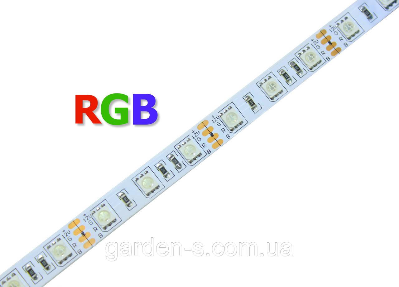 Светодиодная лента SMD5050 60d/m IP33 (RGB)