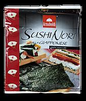 Листы нори для суши Arnaboldi Sushi Nori alla Giapponese 27гр