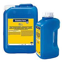 Cильнодействующий жидкий очиститель для инструментов Bodedex Forte Объём: 2000 мл