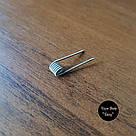 Готовые койлы, спирали, намотка для атомайзера. 0.85ohm Clapton Coils., фото 2