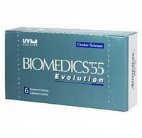 Контактные линзы Cooper Vision Biomedics 55 Evolution