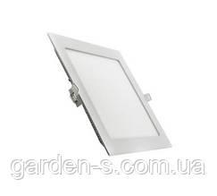 Светодиодный светильник врезной 12Вт, NW (4500К)