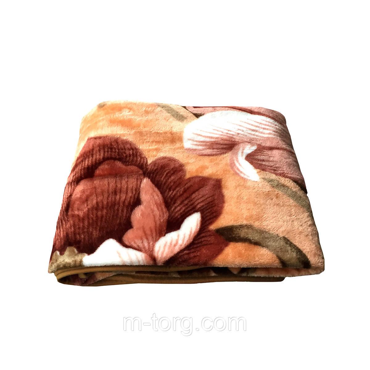 Велюровый плед Vitas размер 160*220 стриженный