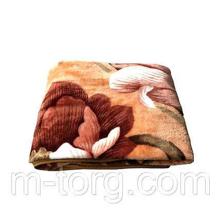 Велюровый плед Vitas размер 160*220 стриженный, фото 2