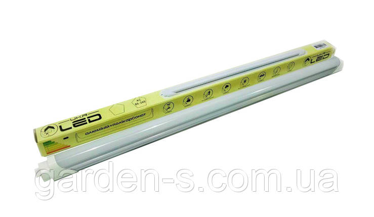 Светодиодная лампа Т8, 1200 мм NW (4100К), фото 2