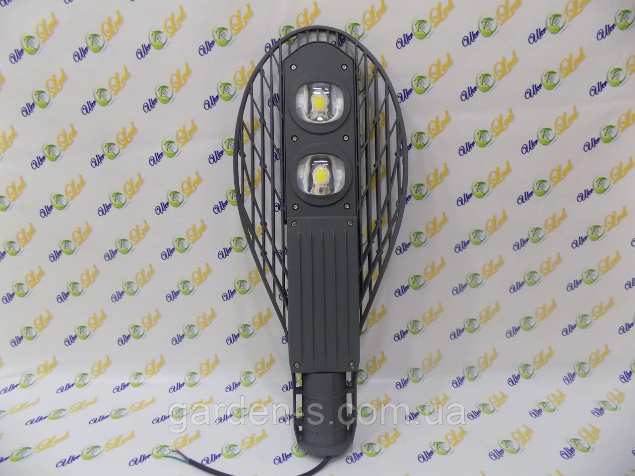 Светодиодный уличный светильник COB 80W (Кобра)