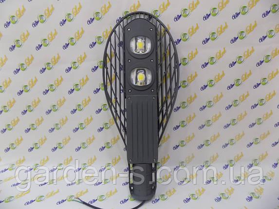 Светодиодный уличный светильник COB 80W (Кобра), фото 2