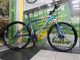 """Велосипед Cannondale 29"""" Trail SL гідравлічні гальма 29'ER 5 2012 рама L синій SKD-76-04"""