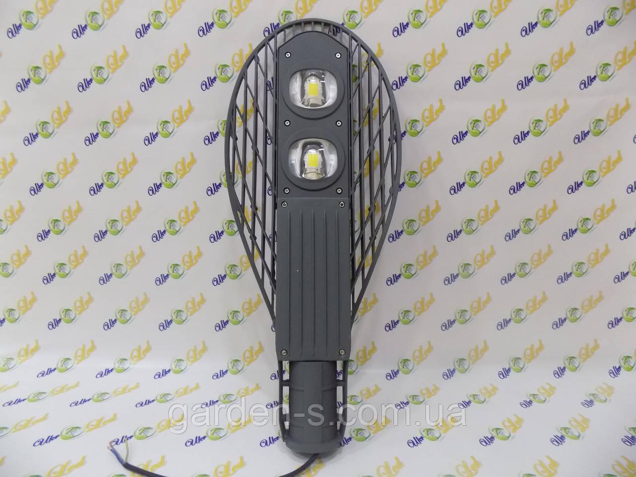 Светодиодный уличный светильник COB 100W (Кобра)