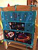 Карман органайзер для детской кроватки.