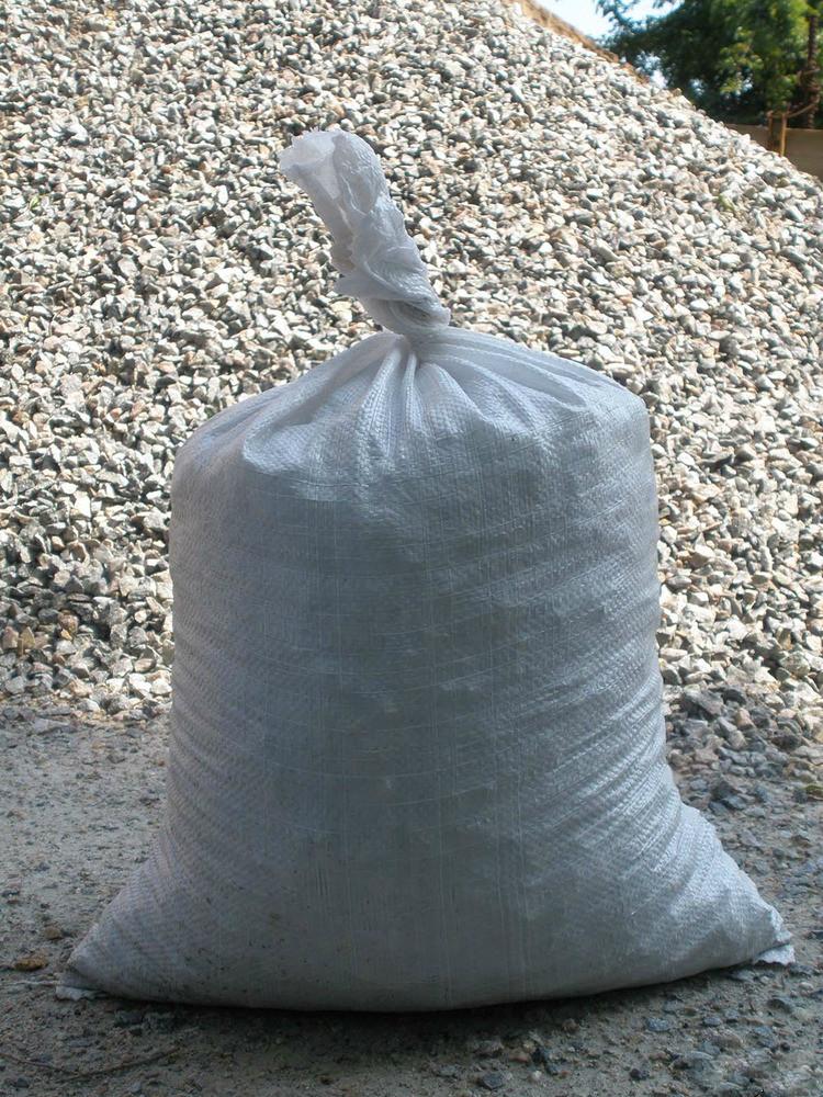 Щебень фасованный (40 кг) - ЧП Коба А.В. в Запорожье