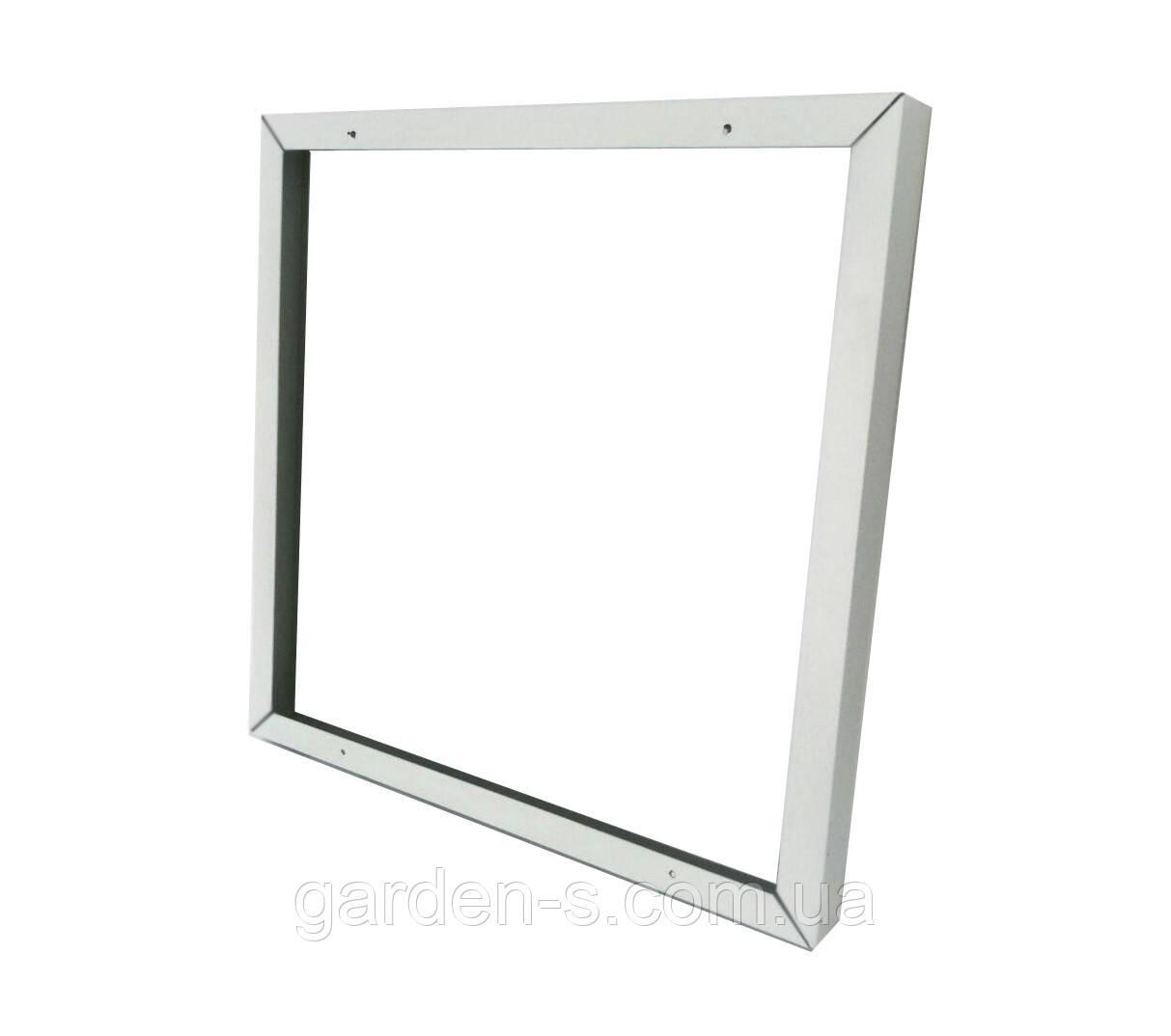 Накладная рамка для светодиодных панелей 36Вт (596*596)