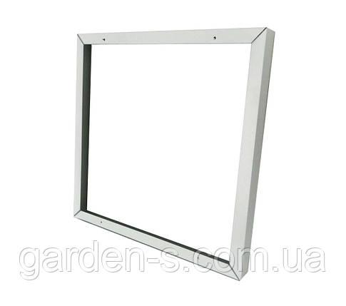 Накладная рамка для светодиодных панелей 36Вт (596*596), фото 2
