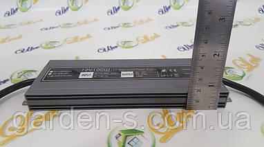 Блок питания герметичный 12 В, 100 Вт (Slim), фото 3