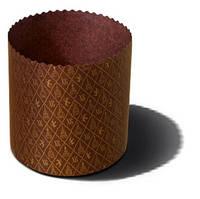 Бумажные формы для выпечки пасхи, куличей