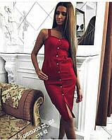 Платье халат в расцветках 25103, фото 1