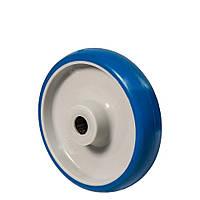 """Колесо без кронштейна серія 51 """"Norma"""", роликовий підшипник, діаметр-125мм"""