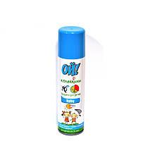Аэрозоль от комаров ОЙ! Комарики Baby 2+ Детский (Защита от укусов 2 часа) 150 мл.