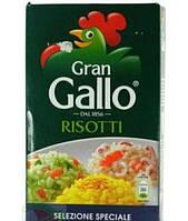 Рис Gran Gallo Risotti  selezione speciale 1кг