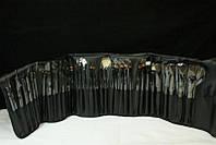 Кисти для макияжа 35 шт в наборе vn-13, кисти yre, профессиональный набор кистей для макияжа (копия)