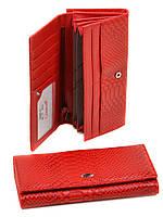 Женский кошелек из кожзама Rose-6 WD-3 red, фото 1