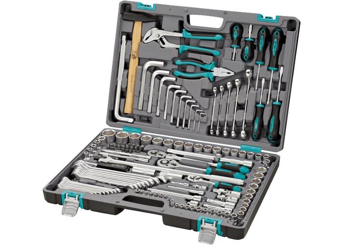 Набор инструментов 142 предмета STELS 14107