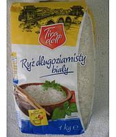 Рис длинозернистый белый Tira del 1кг