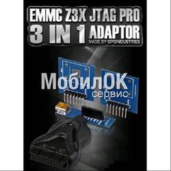 Адаптер EMMC Z3X JTAG Pro 3-в-1