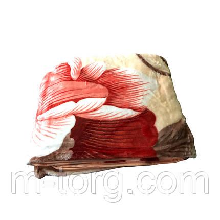 Велюровий плед Caponne розмір 180*220, фото 2