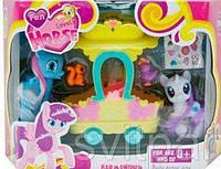Фигурки пони из мультфильма my little pony (копия) с аксессуарами, арт. 3209f kk