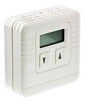 Электронный термостат комнатный НЗ сервопривод–отопл., НВ-охл. конд. Valtec VT.AC701.0.0