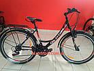 Городской велосипед Titan Elite 26 дюймов черный, фото 2