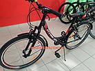 Городской велосипед Titan Elite 26 дюймов черный, фото 3