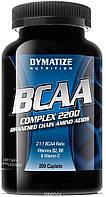 Аминокислоты BCAA BCAA COMPLEX 2200 200 каплет